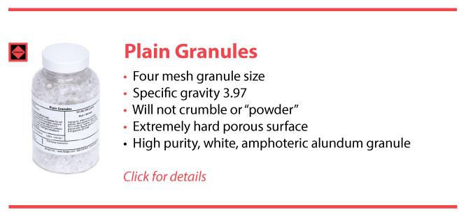 Plain Hengar Granules